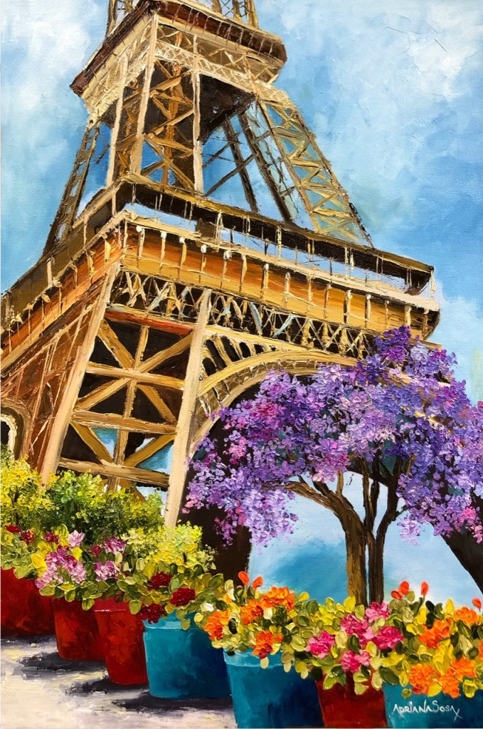 Paris Inspira Contigo Adriana Sosa InspiraArtem