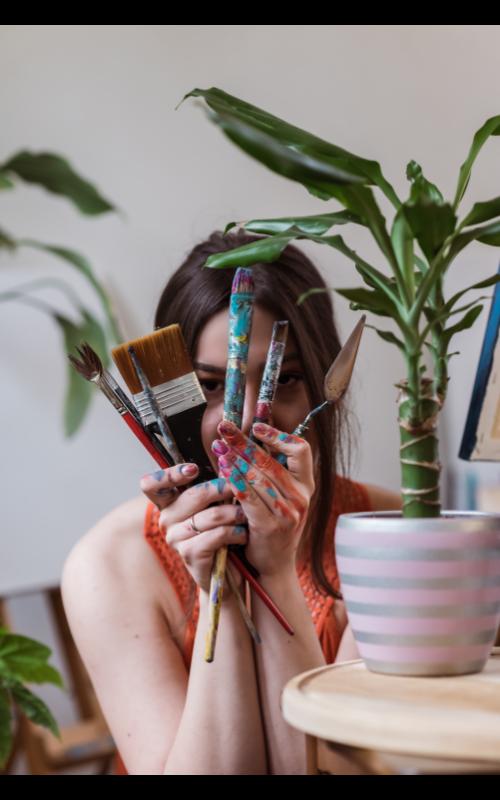 Clases y cursos de pintura al óleo Adriana Sosa Inspira Artem