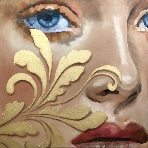 Obra Adriana Sosa Pintura al oleo fine art obra de arte