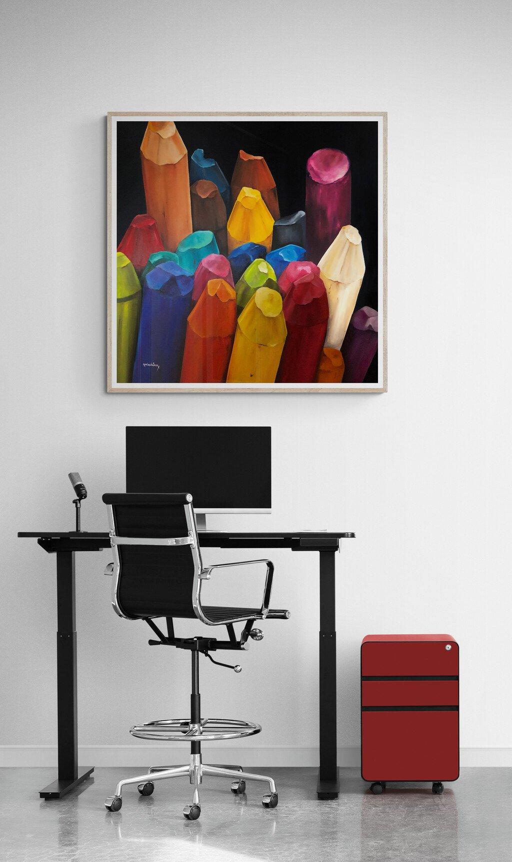 Oficina Concierto de Colores