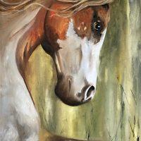 Obra Adriana Sosa Pintura al oleo fine art obra de arte Clases de pintura pintura al óleo clases y cursos en linea online